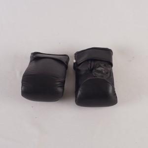 Rukavice na pytel černé